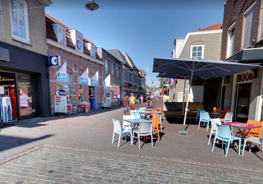 De Rechterstraat in Boxtel.