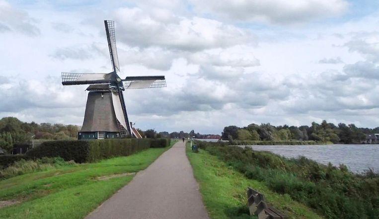 Het Twiske in Landsmeer. Beeld Gemeente Landsmeer