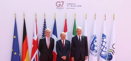 Taxation du numérique: le G7 Finances ouvre la voie à un accord international