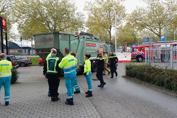 Scooterrijder overleden na ongeval in Eindhoven