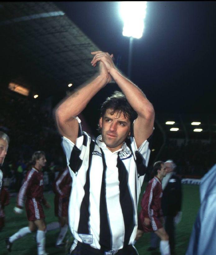 Philippe Albert a cconnu la gloire avec le maillot de Newcastle.