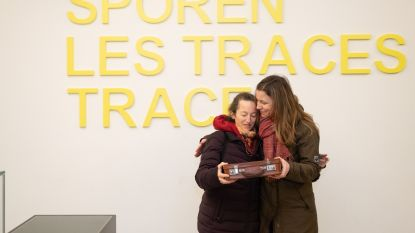 """Joodse vluchtelinge schenkt koffertje aan Kazerne Dossin: """"Het was moeders enige houvast"""""""