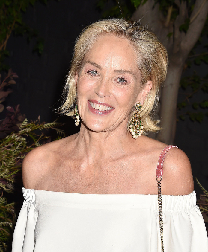 Sharon Stone à l'événement 100th Anniversary Of Women's Suffrage Gala à Los Angeles le 17 juillet dernier
