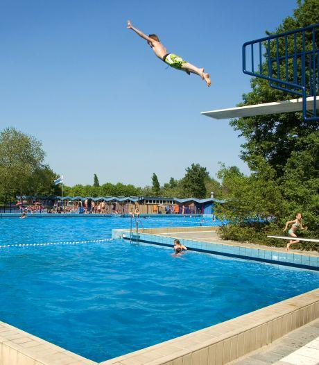 Nieuw zwembad in Rucphen: deels overkapt, zes banen en beweegbare bodem