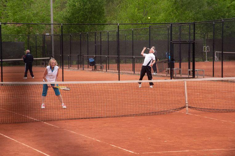 Tennisclub Destelbergen wil uitbreiden.