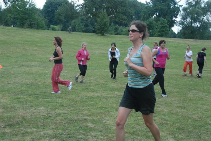 Af en toe werd de snelheid opgevoerd, maar de deelnemers bepaalden uiteindelijk zélf hun eigen tempo.