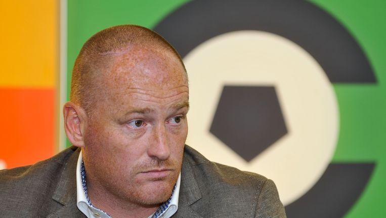 Fred Vanderbiest, coach van Cercle Brugge
