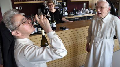 Paters hebben bier, deze nonnen nu ook hun wijn