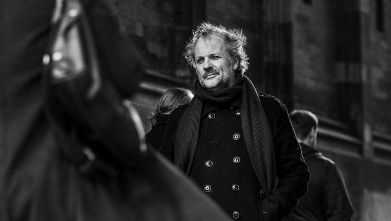 Regisseur Robert Jan Westdijk (52): 'Met Waterboys heb ik een wáre film willen maken'. Beeld Frank Ruiter
