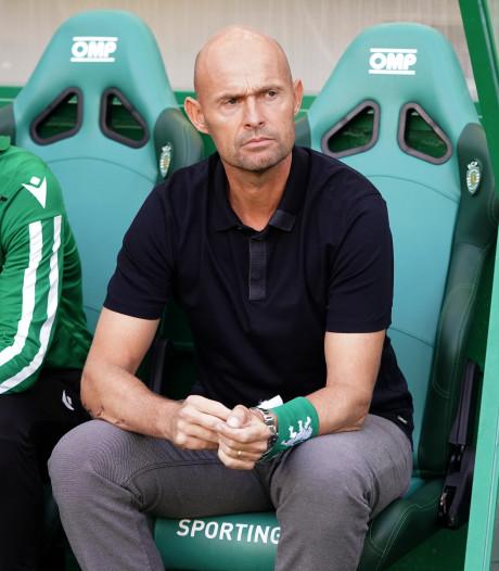 'Keizer weg bij Sporting'
