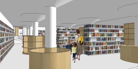 En nog meer boekenbomen...
