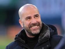 Bosz in flow met Leverkusen: 'Winnen met mooi voetbal, dat kan dus ook'