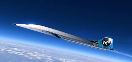 Virgin Galactic veut construire un avion supersonique plus rapide que le Concorde