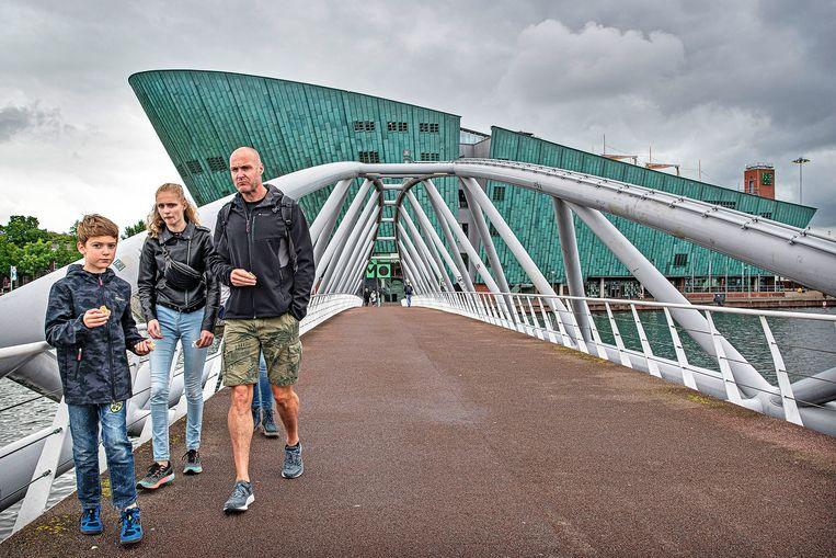 Wetenschapsmuseum Nemo in Amsterdam liet donderdag weten dat het 50 werknemers laat gaan.  Beeld  Guus Dubbelman / De Volkskrant
