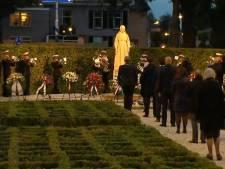 Putten herdenkt slachtoffers van razzia in 1944 voor het eerst zonder publiek
