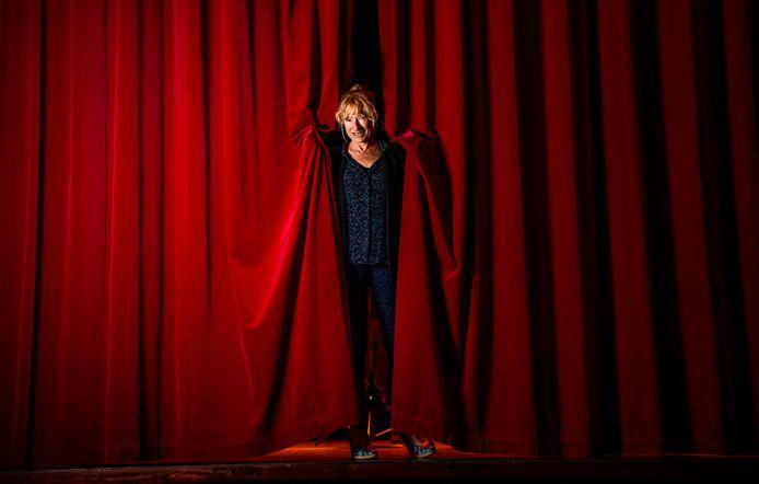 Directeur van het Isala Theater José van der Knaap maakt voorzichtig nieuwe plannen: ,,We openen een terras voor het theater.''
