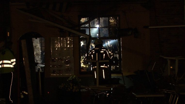 Bij de brand raakte de volledige inboedel verwoest.