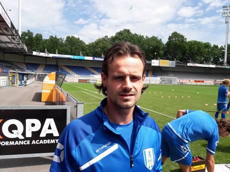 Lars Hutten heeft aandeel in vijf doelpunten RKC