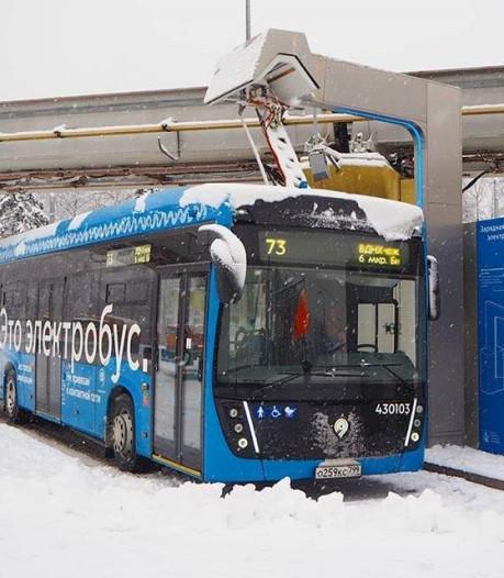 Heavac uit Nuenen scoort met airco's in elektrische bussen in Moskou