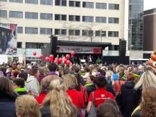 Het onderwijs voert actie in Zuidoost-Brabant