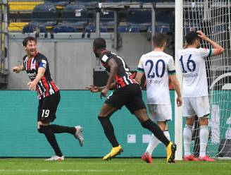 Opnieuw geen punten voor Schalke 04, dat achterblijft met schamele 2 op 21 sinds herstart Bundesliga