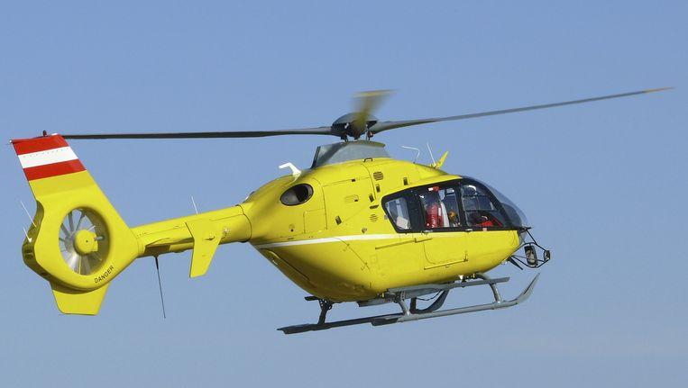 Een Oostenrijkse reddingshelikopter. Foto ter illustratie.