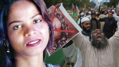 N-VA wil dat ons land asiel aanbiedt aan vrouw die in Pakistan veroordeeld werd voor godslastering