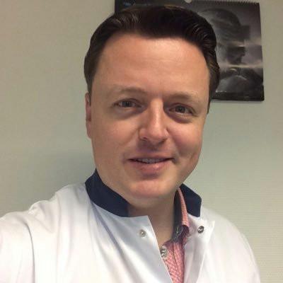 Chirurg Tim Verhagen.