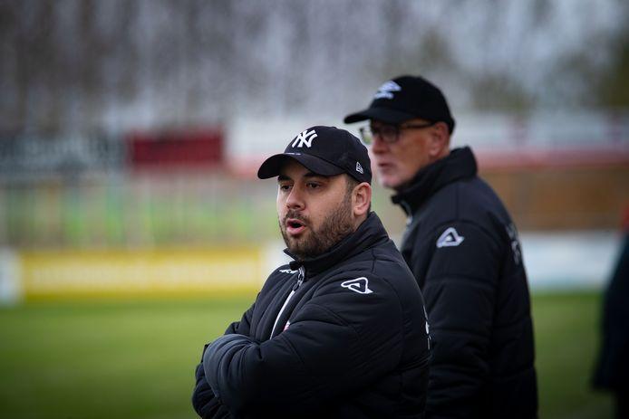 Burak Yargan bouwt bij Reaal Dronten aan een nieuw team, met Lelystadse invloeden.