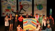 Kinderen steunen Kiekafobee
