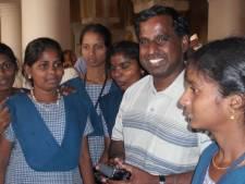 De missie van father Jesudoss: kansarme kinderen in India studeren dankzij geld uit Vlijmen