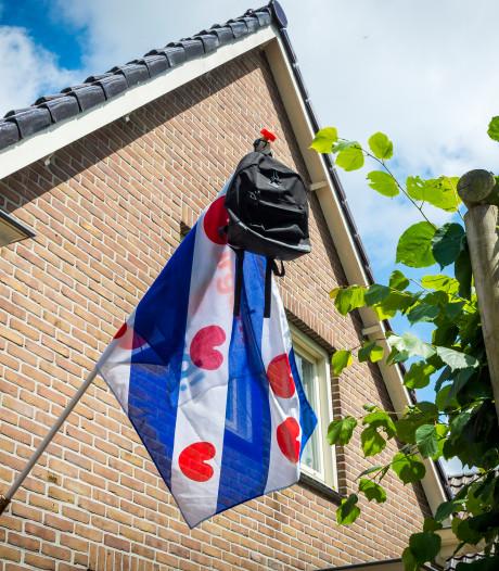 Trots overheerst bij Friezen over hun vlag