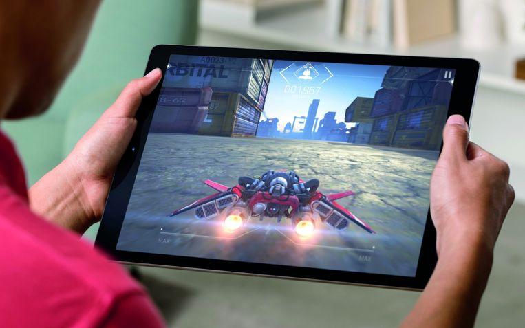 De iPad Pro. Beeld Apple