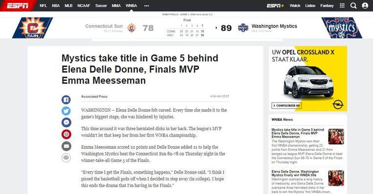 ESPN.