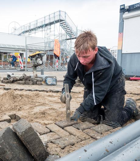 Eerste uur gratis parkeren op Aarplein West wegens bouwwerkzaamheden