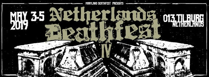 Logo Netherlands Death Fest