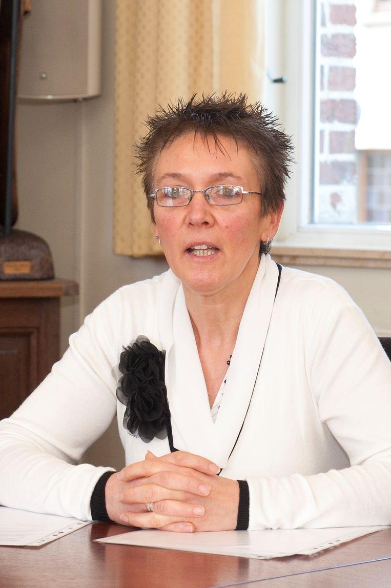 Greta Vanermen lanceerde in de vorige coalitie het taalbeleidsplan.