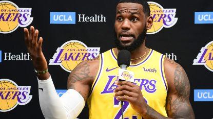 LeBron James wordt verweten geldwolf te zijn in de 'meest beschamende episode uit zijn carrière'