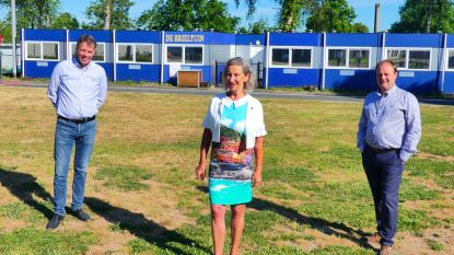 """Na tien jaar komt er nieuwe kinderopvang aan Palaestra: """"Containers maken plaats voor duurzame nieuwbouw"""""""