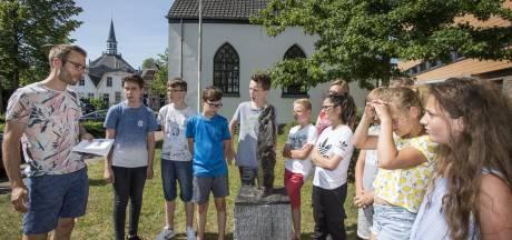 Leerlingen uit Haaksbergen en Ahaus slaan handen ineen tijdens WO II-project
