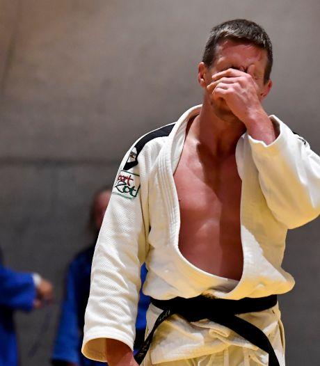 Le judoka Dirk Van Tichelt met un terme à sa carrière