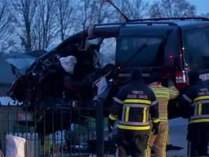 Dramatique accident à Hoves: deux morts et plusieurs blessés