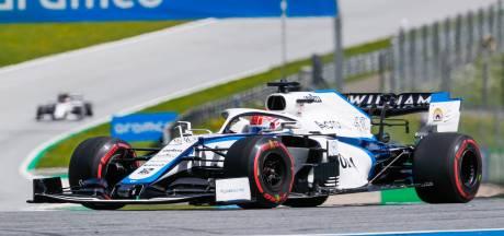 Russell en Latifi ook in 2021 rijdersduo van Williams