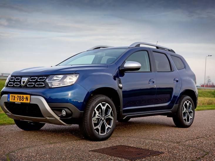 Test Dacia Duster: goedkoper uit met gas