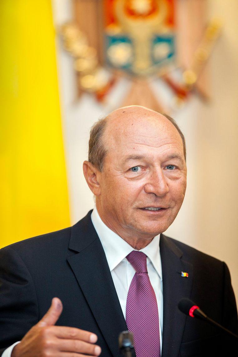 Traian Basescu Beeld null