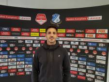 Portugese back Diogo Coelho traint mee bij FC Eindhoven