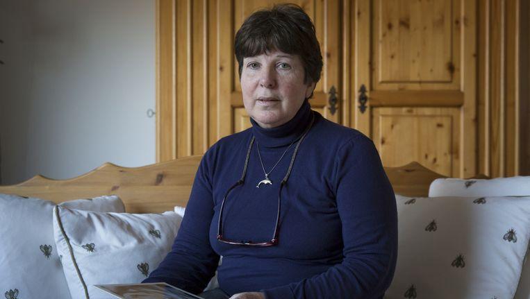 Astrid Storm: 'Als ik de zaak niet onderzoek, doet niemand het.' Beeld Dingena Mol