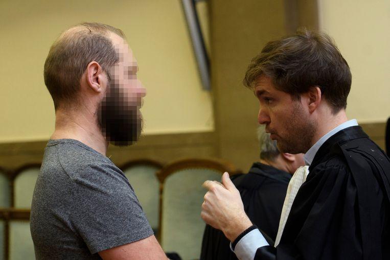 De machinist en zijn advocaat Dimitri de Béco