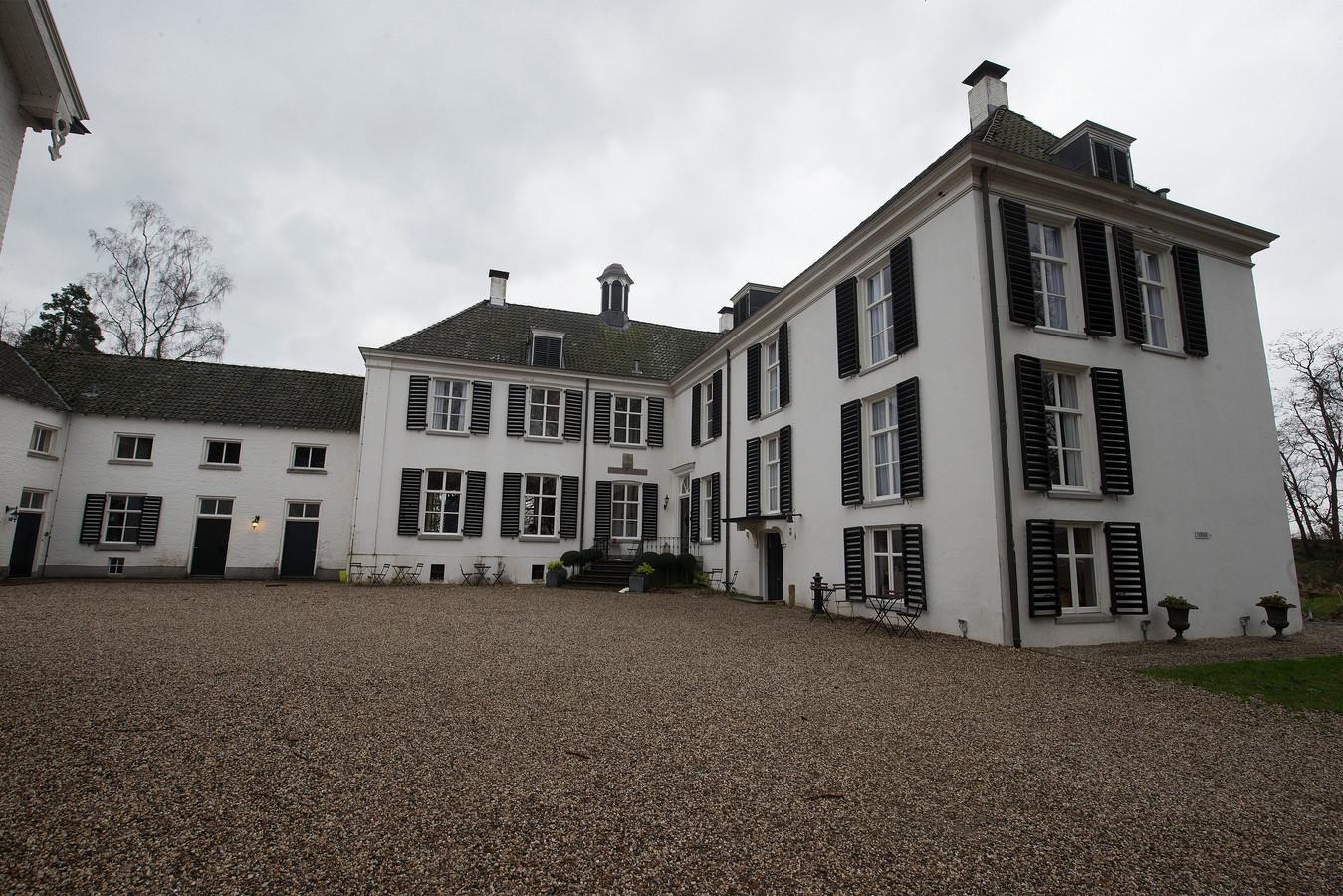 De trouwlocatie van landgoed Halsaf in Babberich.