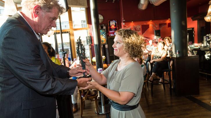 Hengeloos Peil: Persprijs 2019 naar Wijkracht, Publieksprijs voor Beckum